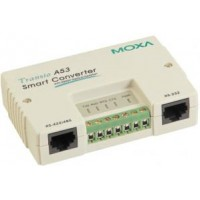 MOXA A53-DB25F w/ Adapter
