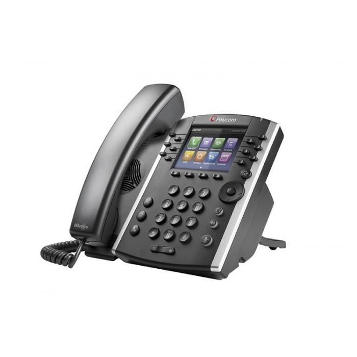 IP телефон Polycom VVX 410 2200-46162-114
