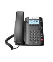 IP-телефон VVX 201 (Skype for Business/Lync edition) 2200-40450-019