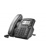 IP-телефон VVX 300 (Skype for Business/Lync edition) 2200-46135-019