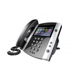 IP-телефон VVX 601 (Skype for Business/Lync edition) 2200-48600-019