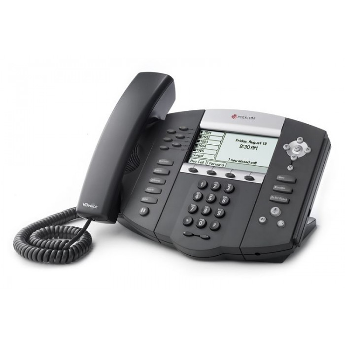 IP телефон Polycom SoundPoint IP 650 2200-12651-114