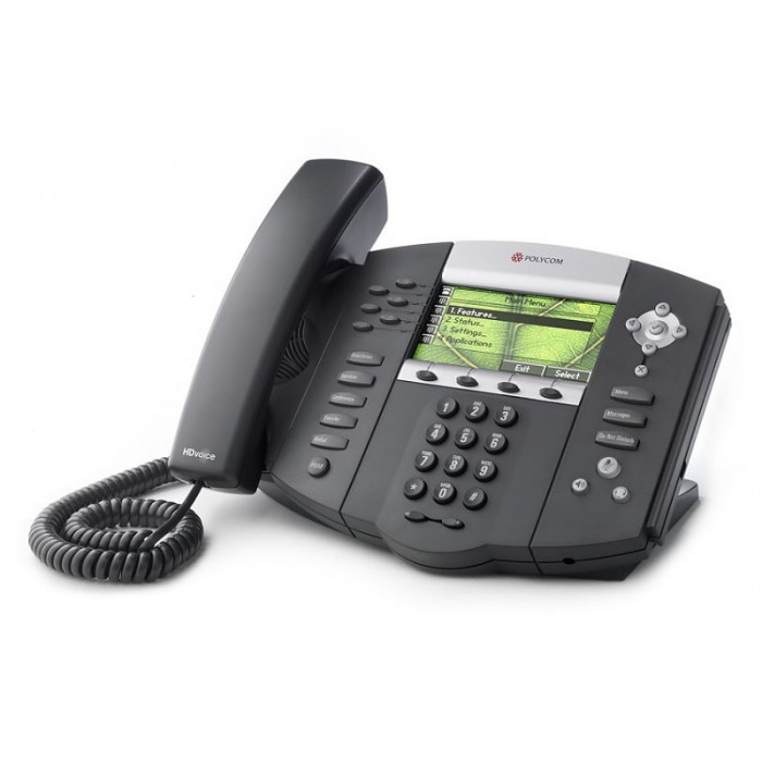 IP телефон Polycom SoundPoint IP 670 2200-12670-114