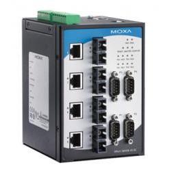 MOXA NPort S8458-4S-SC-T