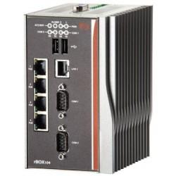 Axiomtek rBOX104-FL1.1G-DC w/o BAT
