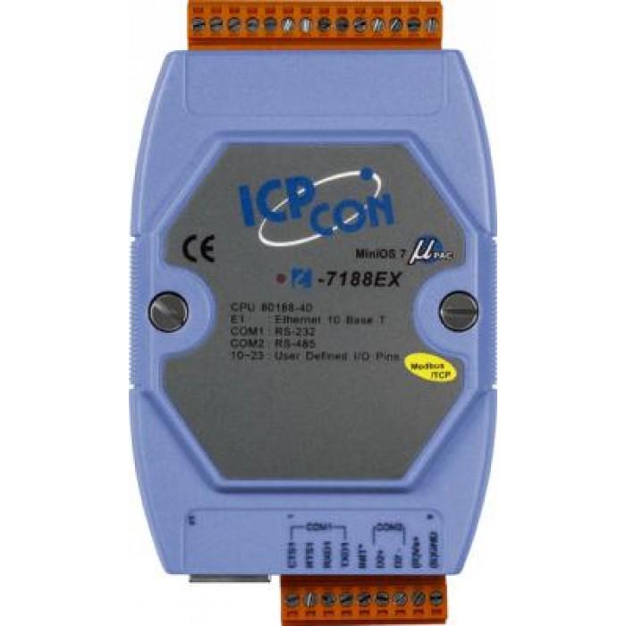 ICP DAS I-7188EX-MTCP CR