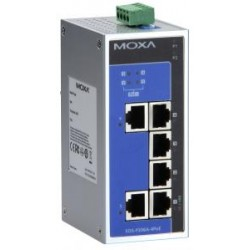 MOXA EDS-P206A-4PoE-S-SC-T