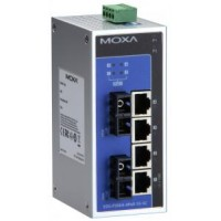 MOXA EDS-P206A-4PoE-SS-SC