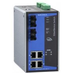 MOXA EDS-P506A-4PoE-MM-SC