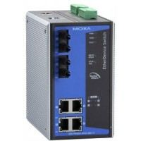 MOXA EDS-P506A-4PoE-SS-SC-T
