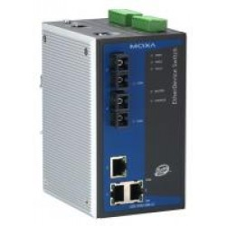 MOXA EDS-505A-MM-ST