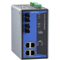 MOXA EDS-P506A-4PoE-MM-ST-T