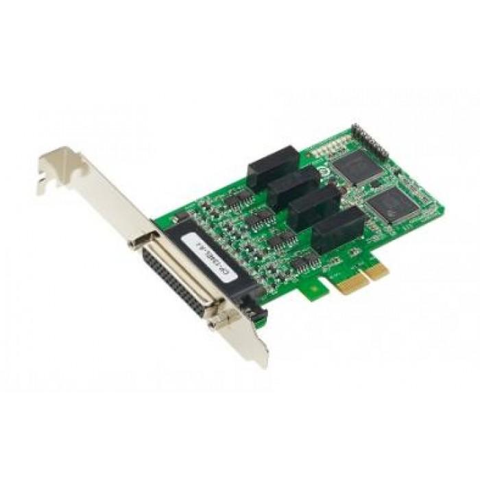 MOXA CP-134EL-A-I w/o cable
