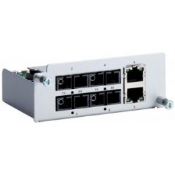 MOXA IM-6700A-4SSC2TX