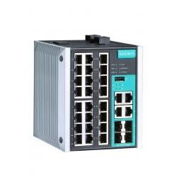 MOXA EDS-528E-4GTXSFP-LV