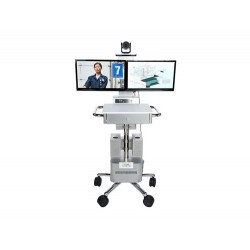 Система видеосвязи Polycom RealPresence Utility Cart 500 7200-64860-114