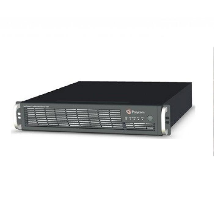 Сервер для видеоконференцсвязи Polycom RMX 1800 RPCS1810-015-RU