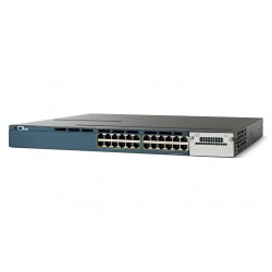 WS-C3560X-24P-L Коммутатор Catalyst 3560X 24 Port PoE LAN Base