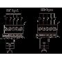 Modbus модуль ввода-вывода Yottacontrol A-1068, бюджетный, со склада