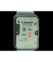 ПЛК, PLC, программируемый логический контроллер Yottacontrol A-5188M-T, бюджетный контроллер, со склада