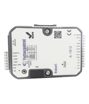 Модуль ввода-вывода, Yottacontrol A-1812, Ethernet, USB, Modbus TCP, 2DI, 4AI, 2AO