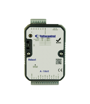 Модуль ввода-вывода, Yottacontrol A-1860, Ethernet, USB, Modbus TCP, 8DI, 4DO