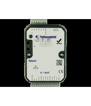 Модуль ввода-вывода, Yottacontrol A-1860, Ethernet, USB, Modbus TCP, 8DI, 4DO