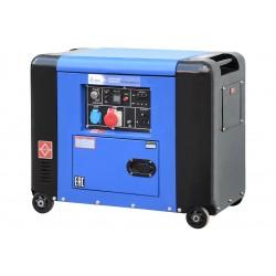 Дизель генератор TSS SDG 6000ES3-2R