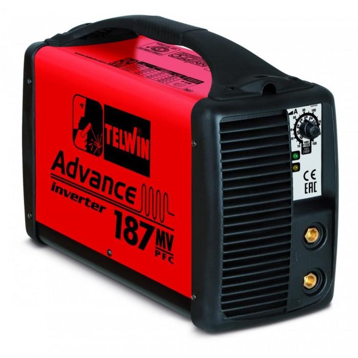 Telwin ADVANCE 187 MV/PFC 100-240V + ACX