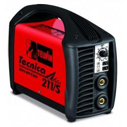 Telwin TECNICA 211/S 230V ACX в кейсе