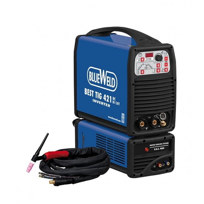 Blueweld Best TIG 421 DC HF/Lift R.A.