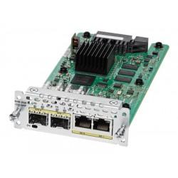 Модуль расширения Cisco NIM-2GE-CU-SFP=