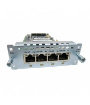 Модуль Cisco NIM-4MFT-T1/E1=