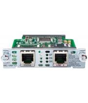 Плата интерфейсная Cisco WIC-1AM-V2=